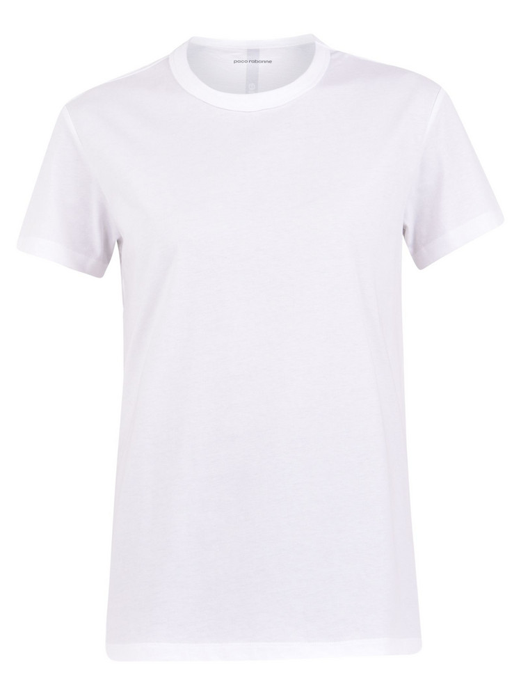 Paco Rabanne Branded T-shirt in white