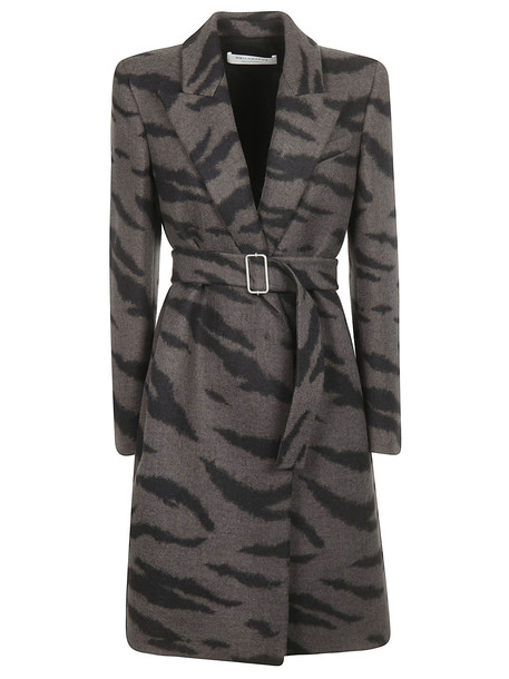 Philosophy di Lorenzo Serafini Long Coat in nero