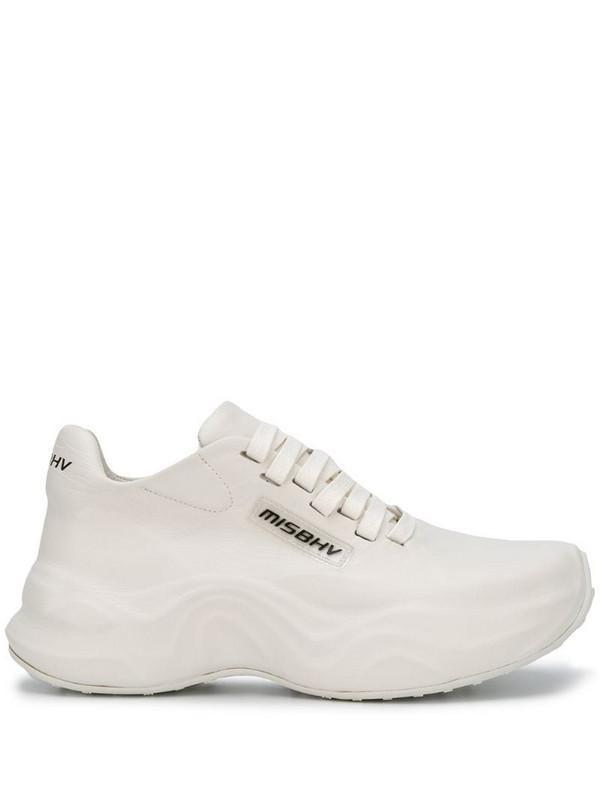 MISBHV Europa Moon sneakers in white
