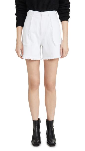 Ksenia Schnaider Denim Shorts