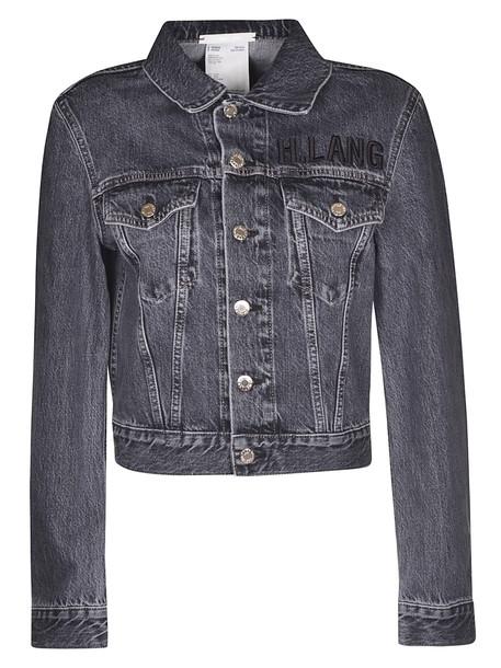 Helmut Lang Classic Double Buttoned Pocket Denim Jacket