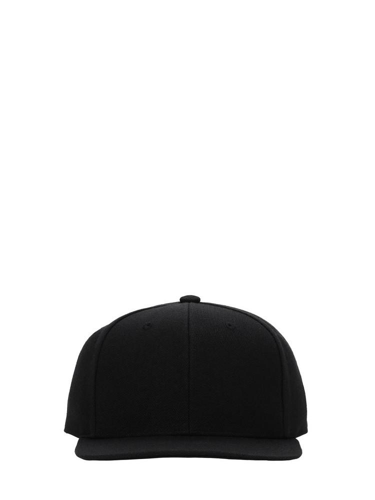 REEBOK X VICTORIA BECKHAM Vb Logo Baseball Hat in black