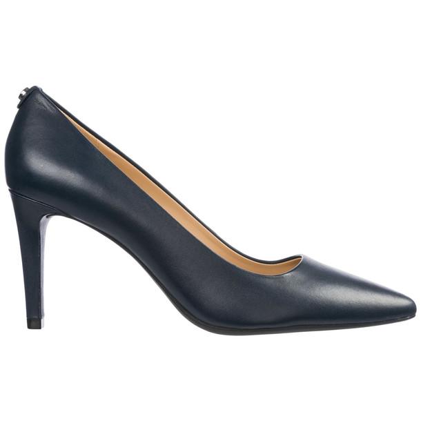 Michael Kors Leather Pumps Court Shoes High Heel Dgoldthy