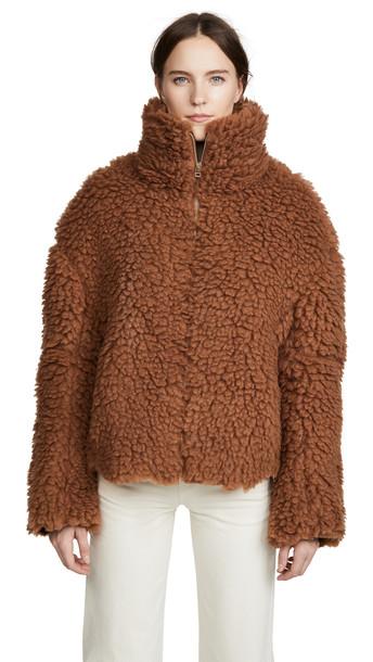 Eckhaus Latta Yeti Jacket