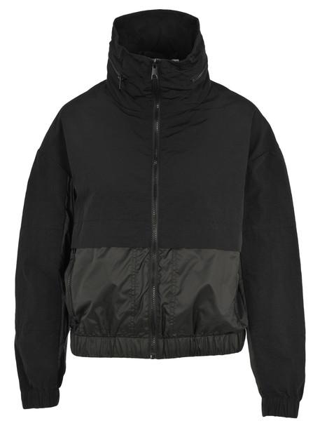 Kenzo Logo Print Nylon Jacket