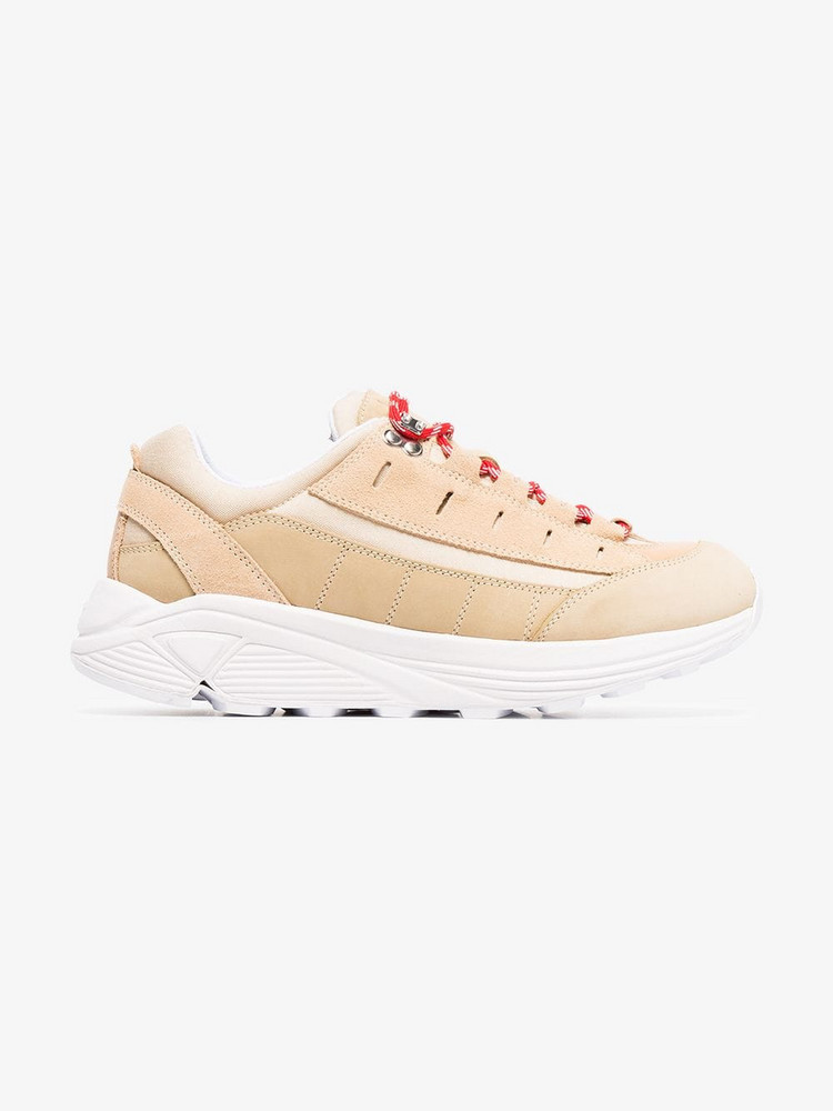 Nike Air Max 97 White Tan Pink Neon Ok Tedi Mining Limited