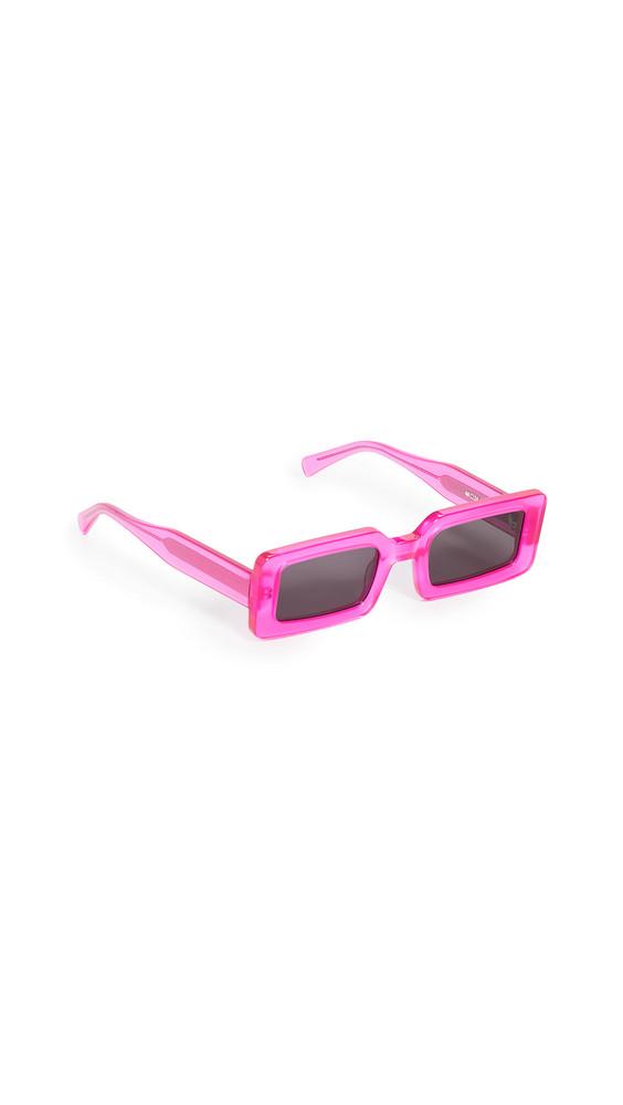Chimi Neon Shocking Sunglasses in pink