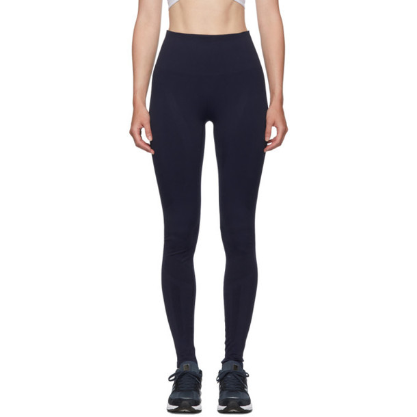 LNDR Navy Eight Eight Leggings