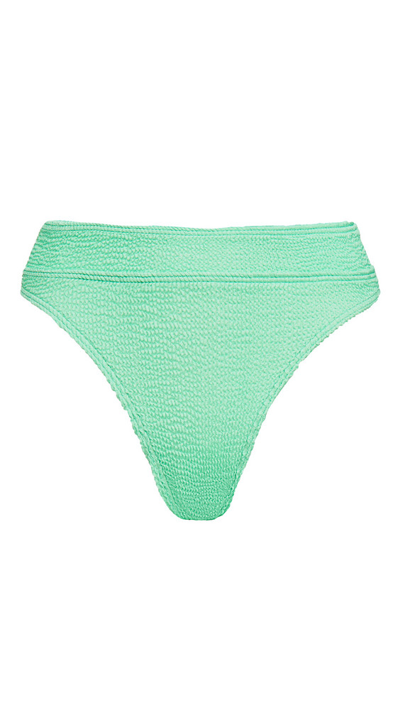 BOUND by bond-eye Australia The Savannah Bikini Briefs in green