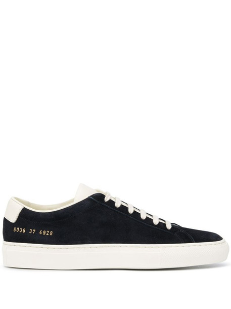 Common Projects Achilles low-top sneakers in blue