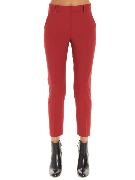Theory treeca Pants in red