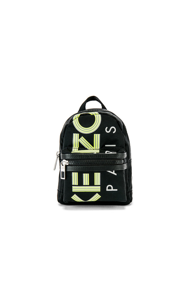Kenzo Mini Rucksack Backpack in black