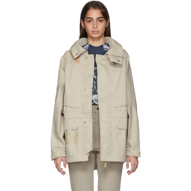 GmbH Beige Jeenu Jacket