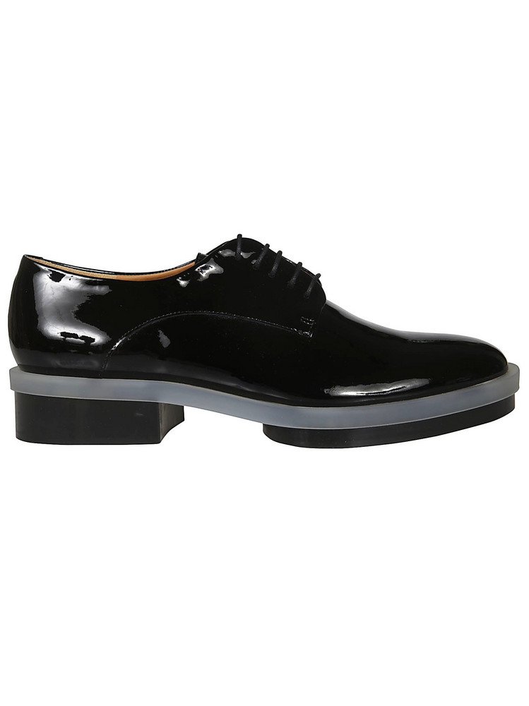 Robert Clergerie Roma Lace-up Shoes in black