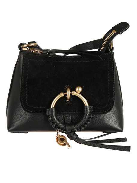 See by Chloé See by Chloé See by Chloé Joan Shoulder Bag in black