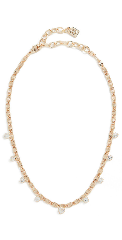 DANNIJO Audra Necklace in gold