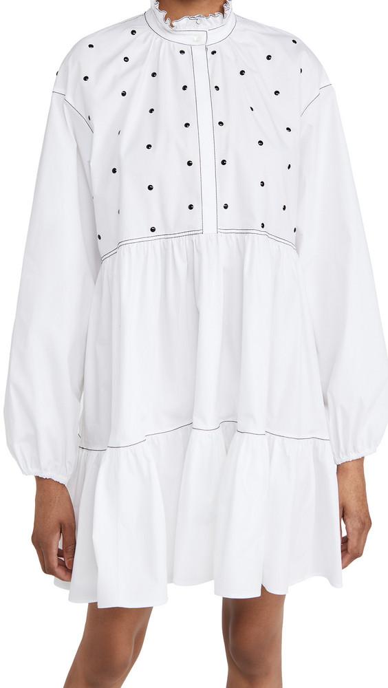 Philosophy di Lorenzo Serafini Dress in white
