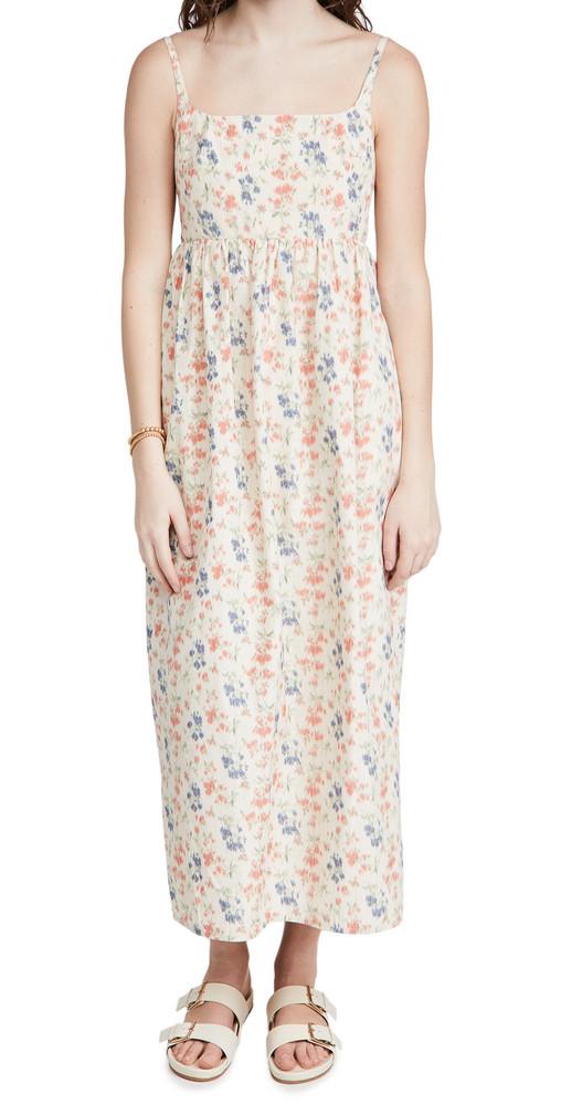 Rebecca Taylor Sleeveless Emma Dress in multi
