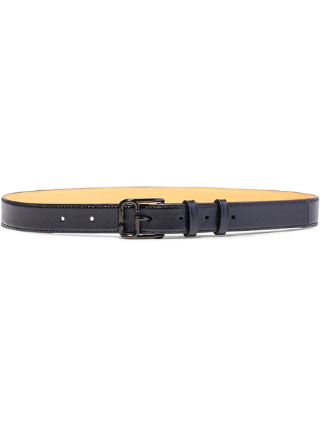 Marc Jacobs The DTM belt in black