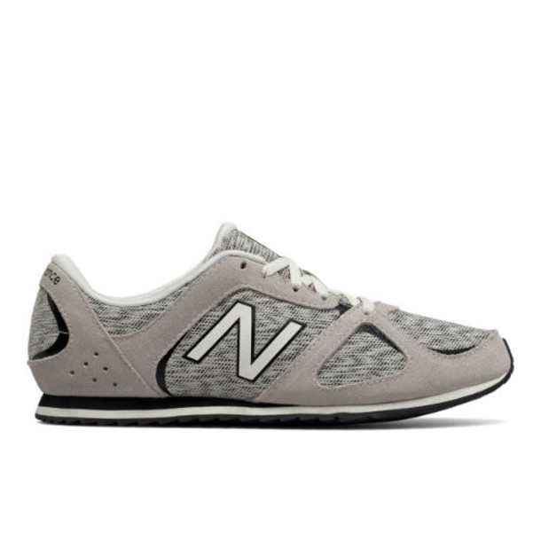 555 New Balance Women's Recently Reduced Shoes - Black/Grey (WL555ZZ)