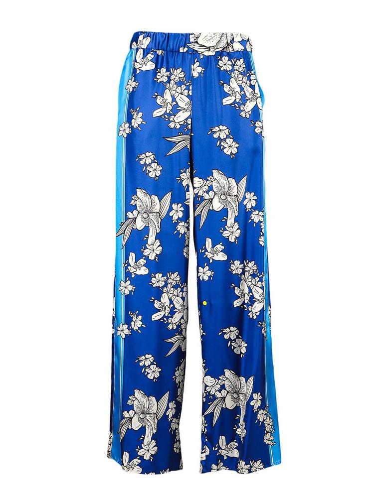 Parosh Trousers in blue