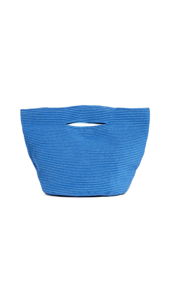 Soraya Hennessy Caribbean Shopper in blue