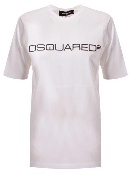 Dsquared2 Printed Logo T-shirt