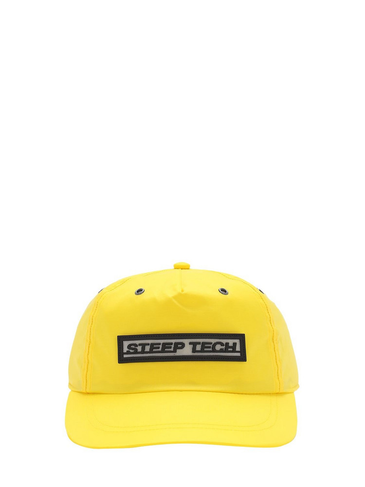 THE NORTH FACE Steep Tech Baseball Hat in yellow