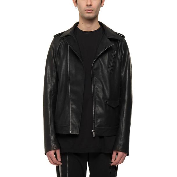Rick Owens Stooges Jacket in black