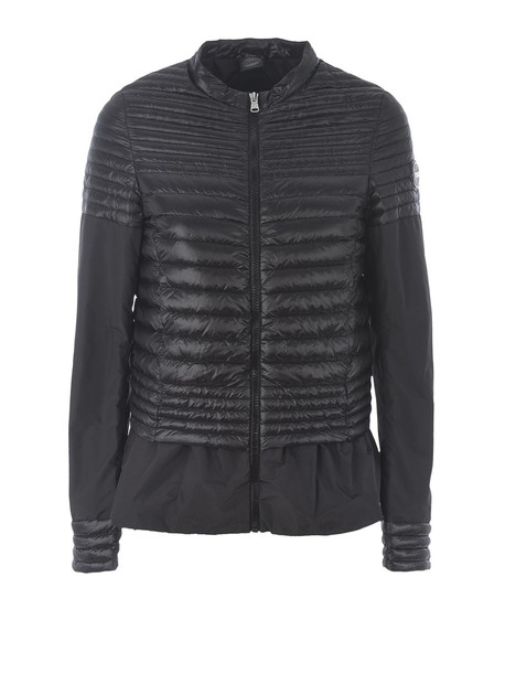 Colmar Research Black Tech Taffeta Puffer Jacket 21883sl99