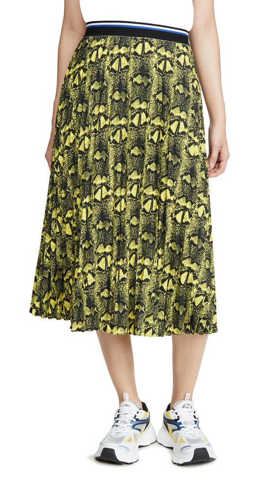 Mads Norgaard Copenhagen Sharlotta Skirt in yellow