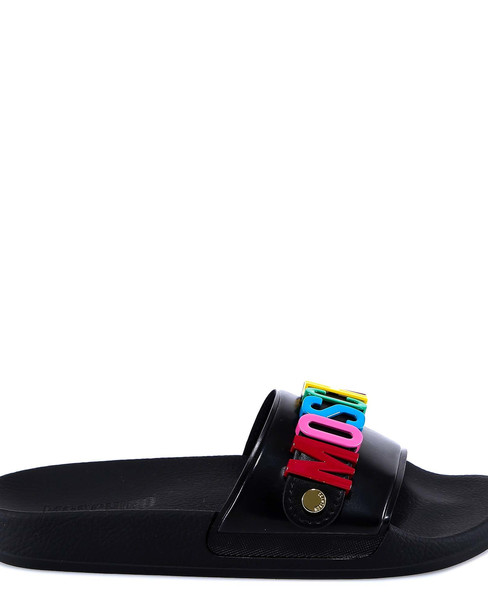 Moschino Sabotd Pool Sandal