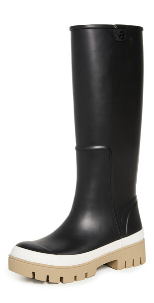 Tory Burch Hurricane Tall Boots in black