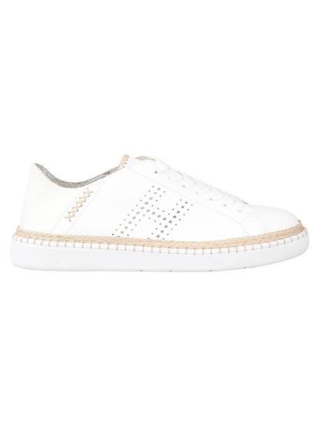 Hogan H420 Sneakers in white
