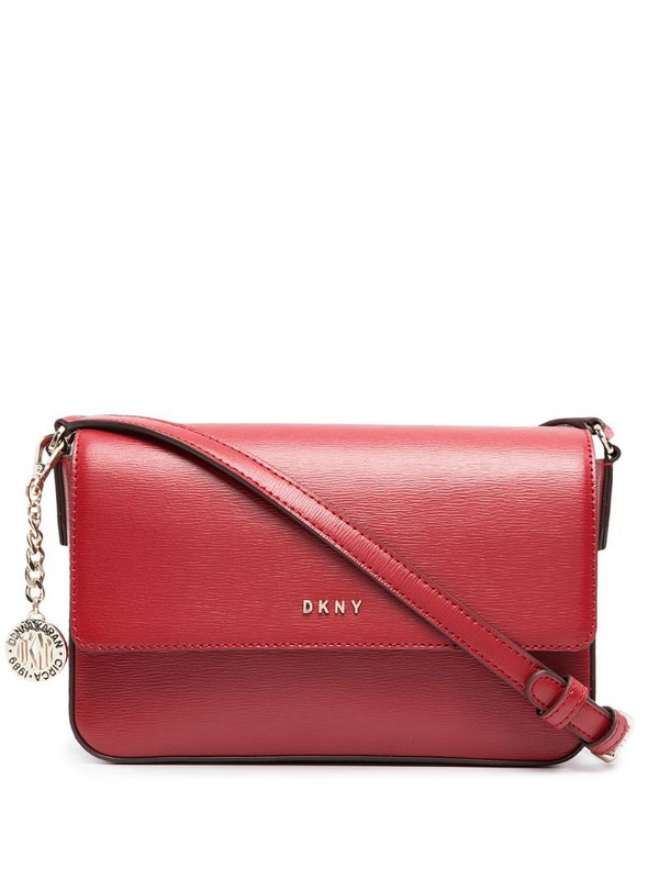 DKNY Bryant cross-body bag in red