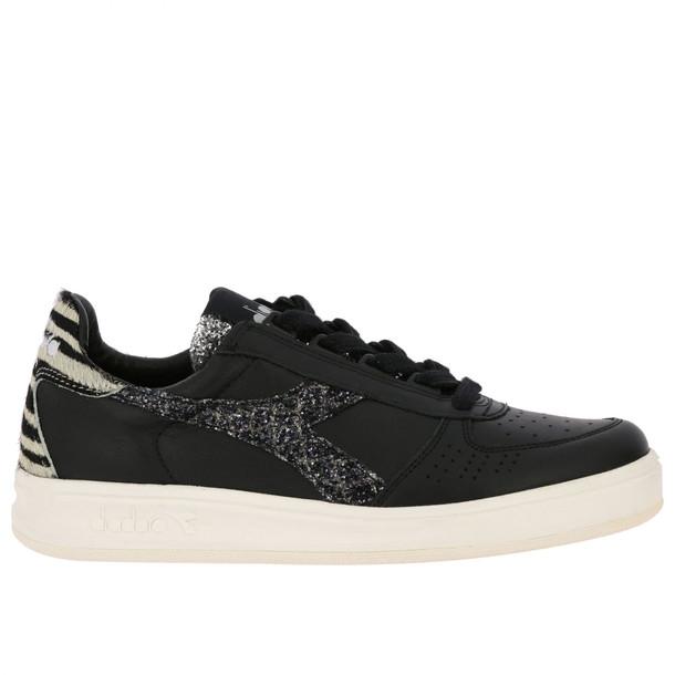 Diadora Heritage Sneakers Shoes Women Diadora Heritage in black
