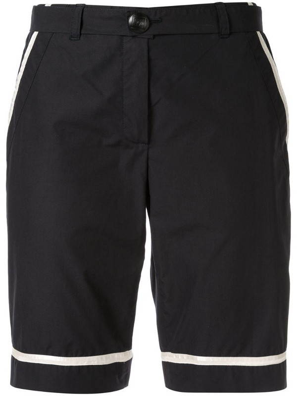 Chanel Pre-Owned Chanel sports line pants in black
