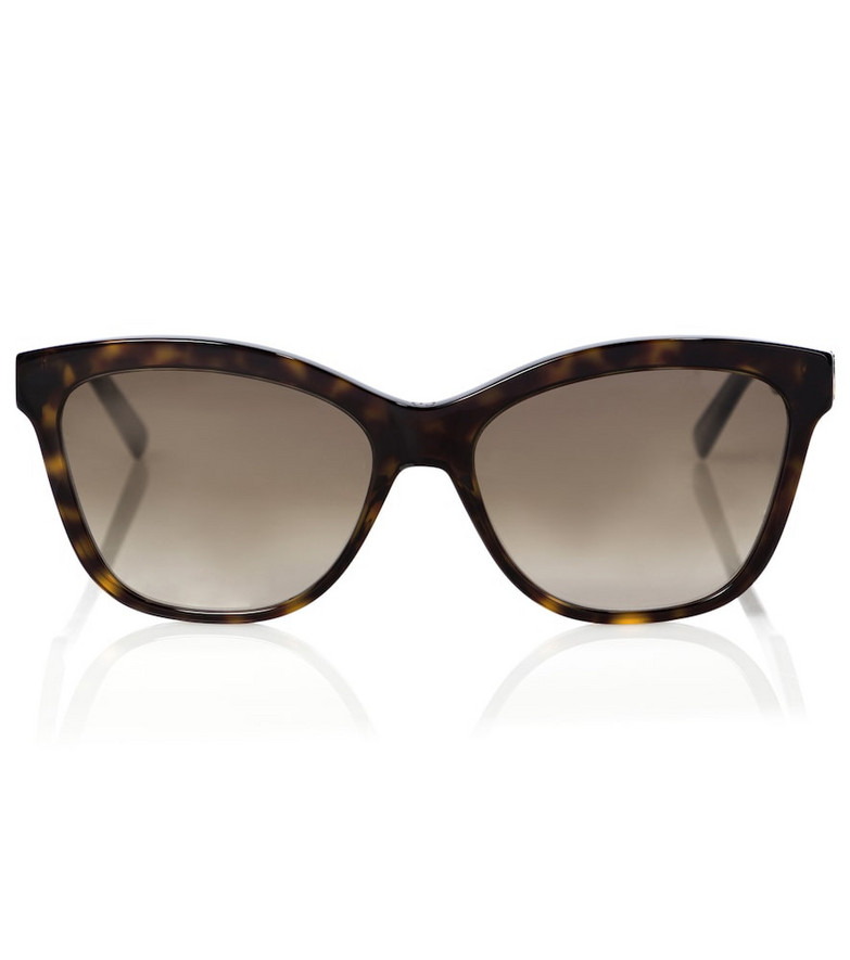 Dior Eyewear 30MontaigneMini BI sunglasses in brown
