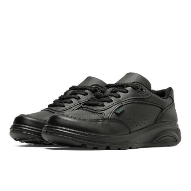 New Balance Postal 706v2 Women's Walking Shoes - Black (WK706BK2)