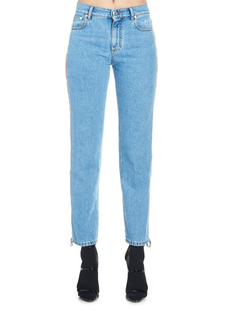 Msgm Jeans in blue