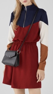 dress,any color,zip,casual,sporty