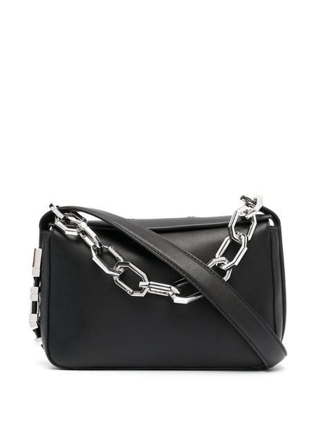 Karl Lagerfeld K/Letters shoulder bag in black