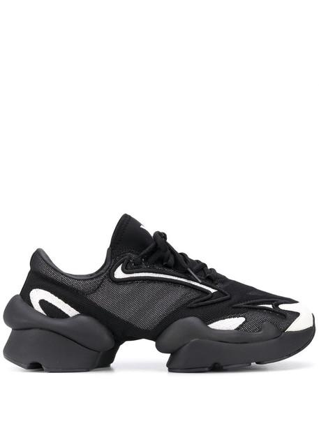 Y-3 Ren low-top sneakers in black