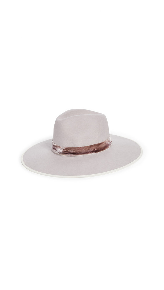 Freya Lavender Hat in grey