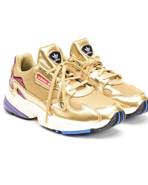 Adidas Adidas Falcon Sneakers in gold