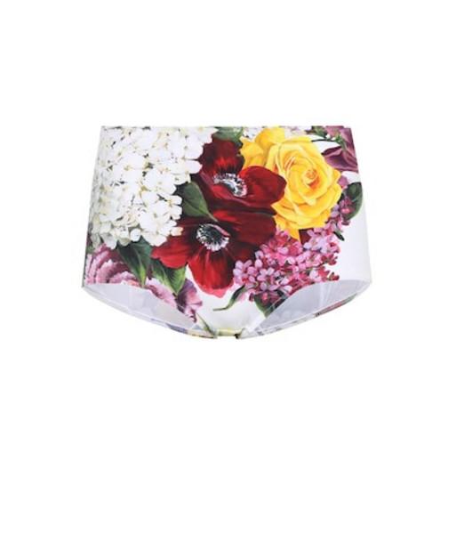 Dolce & Gabbana Floral bikini bottoms