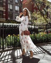 dress,maxi dress,floral maxi dress,floral dress,sandals