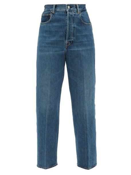 Golden Goose - Kim Studded Boyfriend Jeans - Womens - Denim