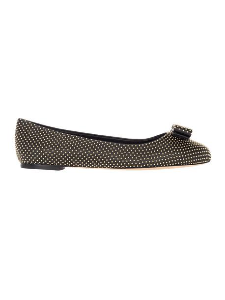 Salvatore Ferragamo Salvatore Ferragamo Varina Ballerina Shoes