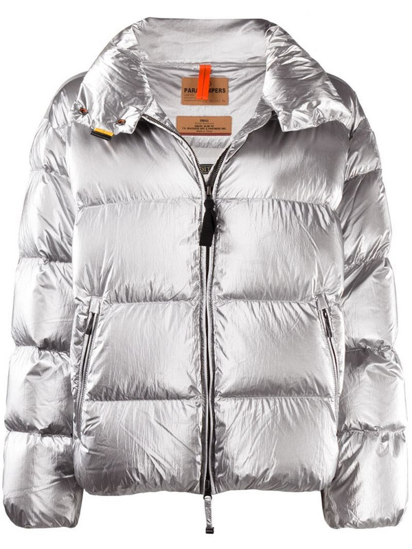 Parajumpers Pia down jacket in silver